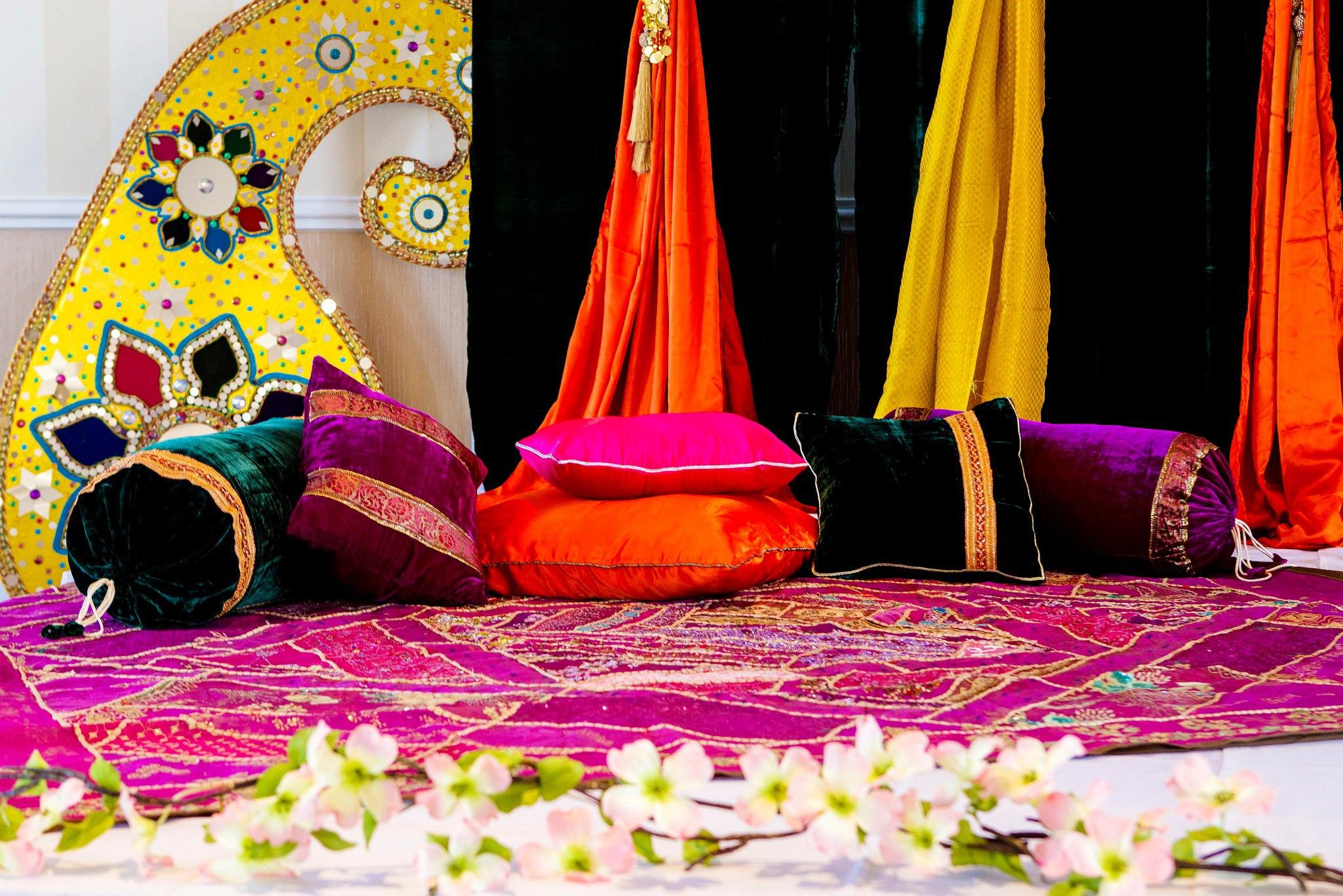 Imperial Decorations - Indian Wedding Sangeet Mehndi Stage Designs Decorations.jpg