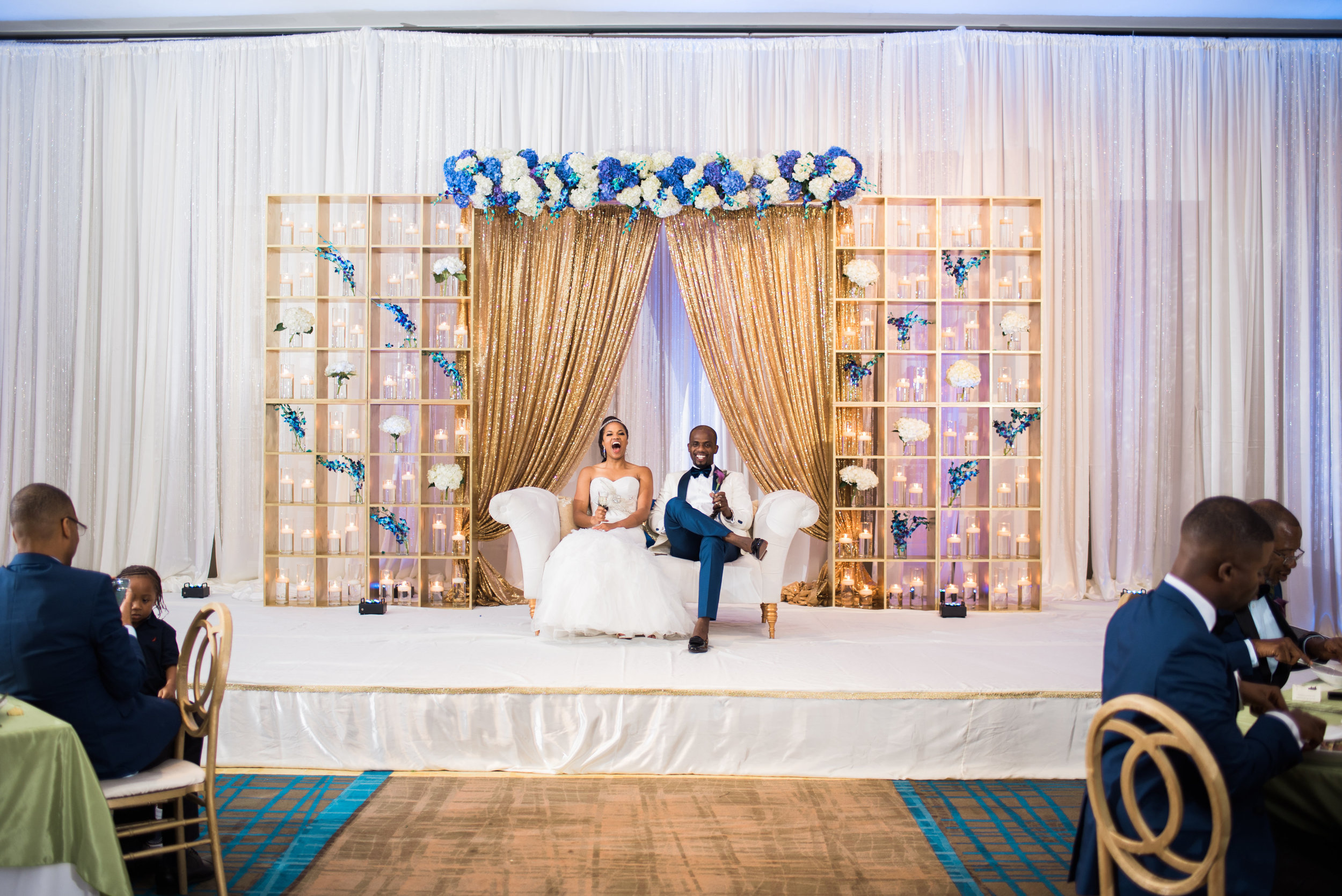 ImperialDecor - Wedding Design - Peacock Theme