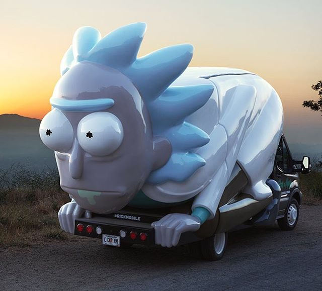 Get schwifty with us next Friday, Sep 20th from 6-9pm for a special appearance by the Rickmobile at East End Brewing! Adult Swim and Rick & Morty are bringing the custom Rickmobile to multiple cities across the US, stuffed with exclusive merch, photo-ops, and more wubba lubba dub dub than you can handle! The Rickmobile will be parked in the back lot of the brewery and we'll have a pop up beer garden to accompany it. Get here early to get in line - this is gonna be bigger than Szechuan sauce.