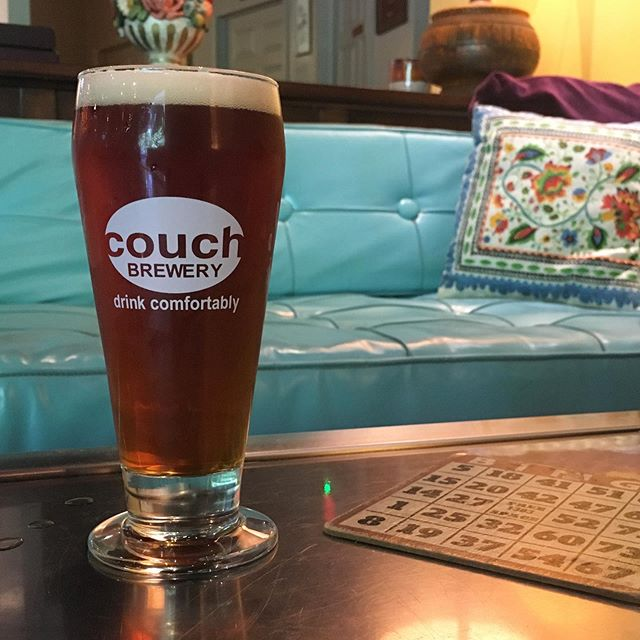 Apropos of nothing, we'd like to give a shout out to our friends and neighbors at Couch Brewery and the team at the Big Pour beer festival. Couch's warm, inviting, and quirky space serves great beer with a great staff. We're fans of their Ottoman Empire DIPA both for the smooth finish and bad pun. We're also proud to have been at every Big Pour since 2007, which supports the deconstruction and job training programs at Construction Junction. So head over to Big Pour's page and click the link for tickets; and we'll see you down on Washington Ave at Couch for a beer.