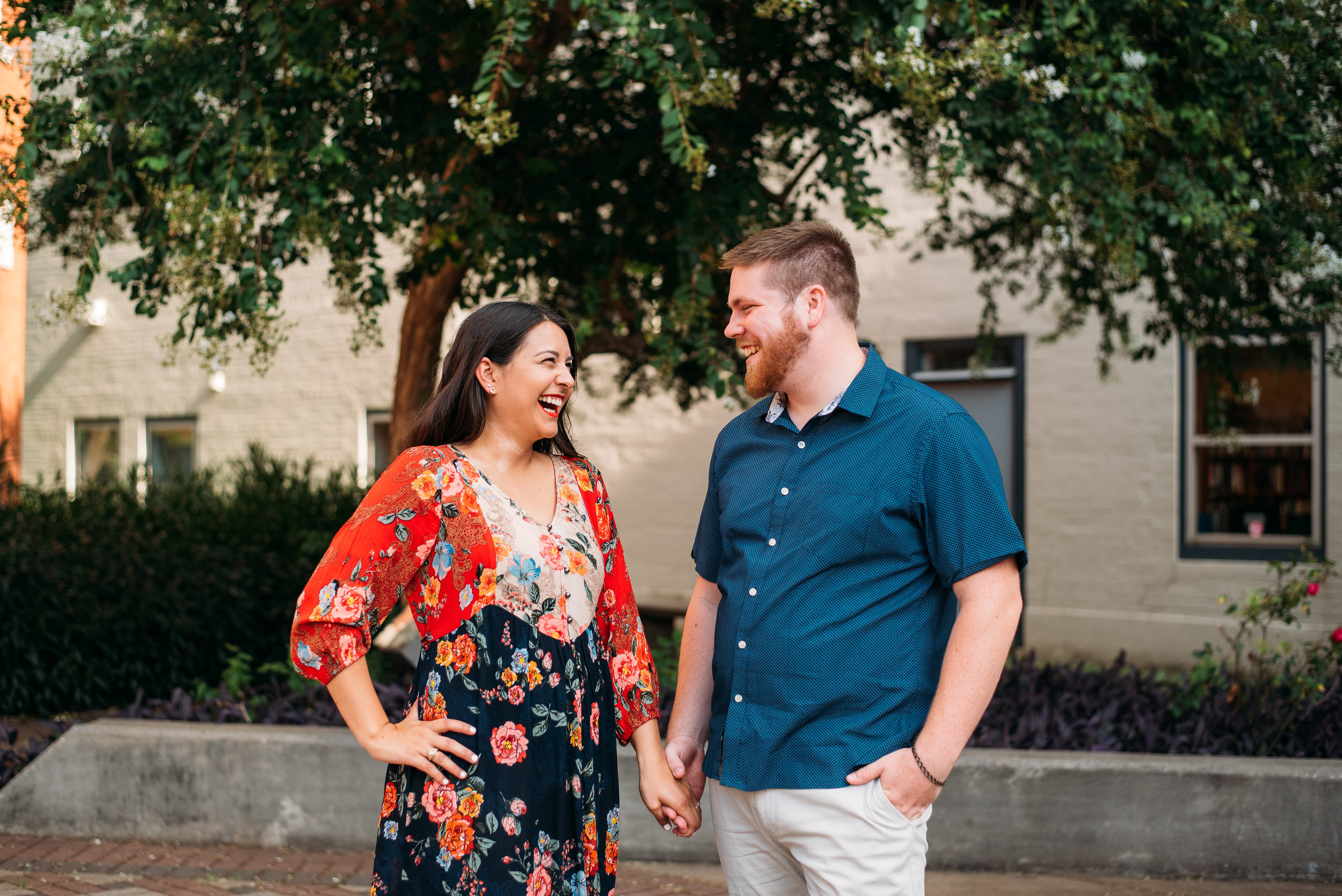 Downtown-Bryan-Engagement-George-Bush-Library-Texas-A&M-University-College-Station-Wedding-Photographer-San-Angel-Photo-Mark-Abigail-Jake-02.jpg