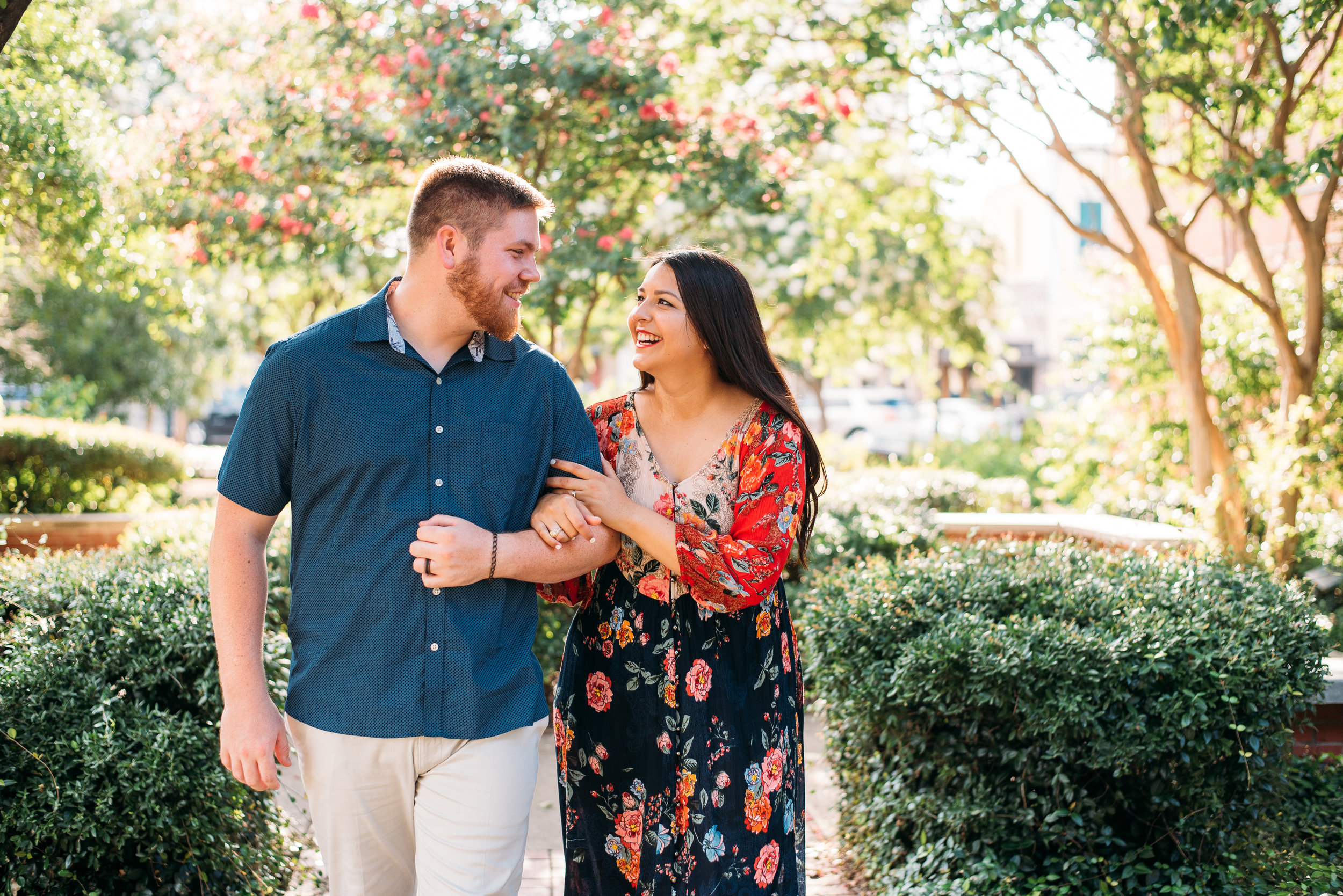 Downtown-Bryan-Engagement-George-Bush-Library-Texas-A&M-University-College-Station-Wedding-Photographer-San-Angel-Photo-Mark-Abigail-Jake-11.jpg