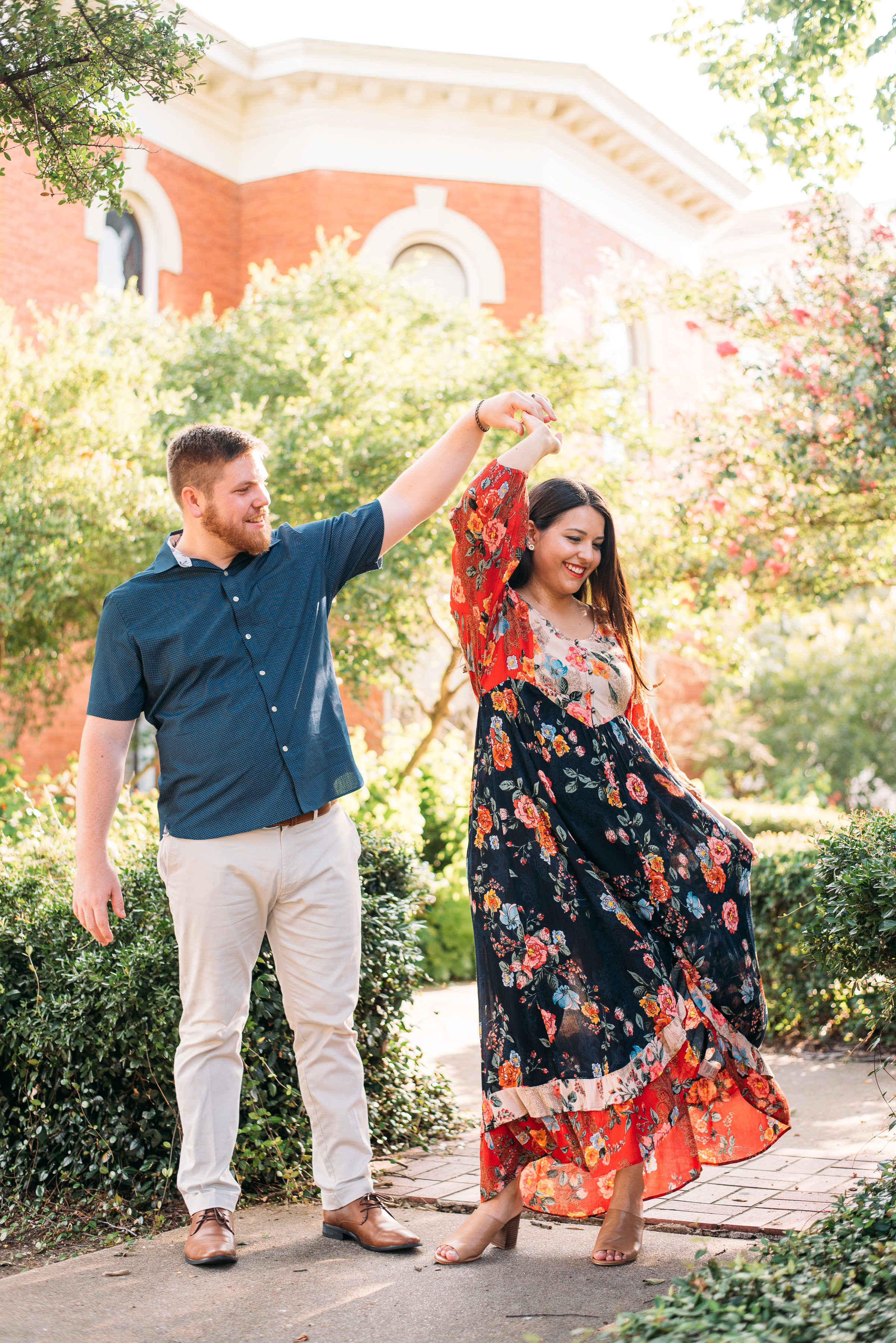 Downtown-Bryan-Engagement-George-Bush-Library-Texas-A&M-University-College-Station-Wedding-Photographer-San-Angel-Photo-Mark-Abigail-Jake-14.jpg