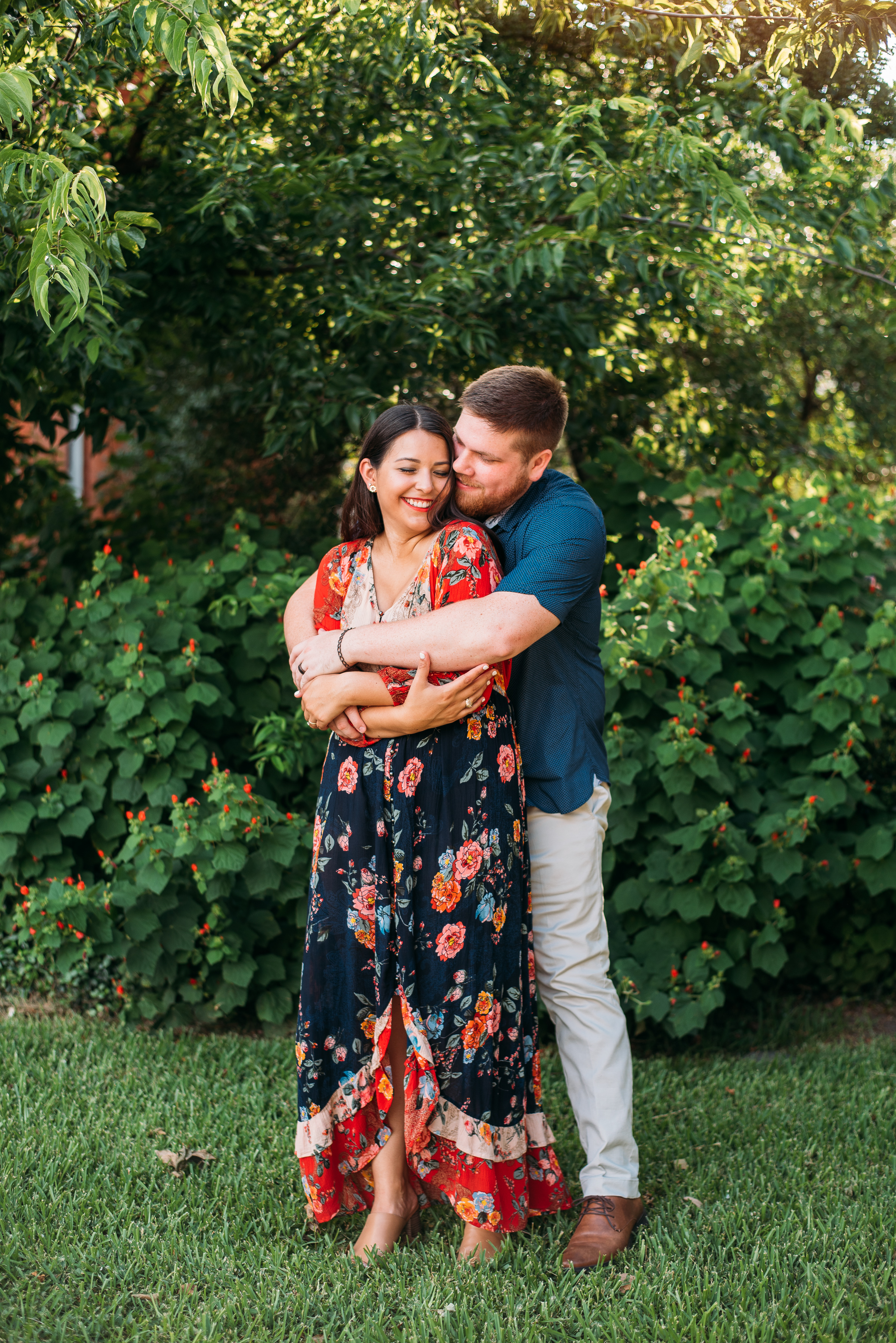 Downtown-Bryan-Engagement-George-Bush-Library-Texas-A&M-University-College-Station-Wedding-Photographer-San-Angel-Photo-Mark-Abigail-Jake-15.jpg