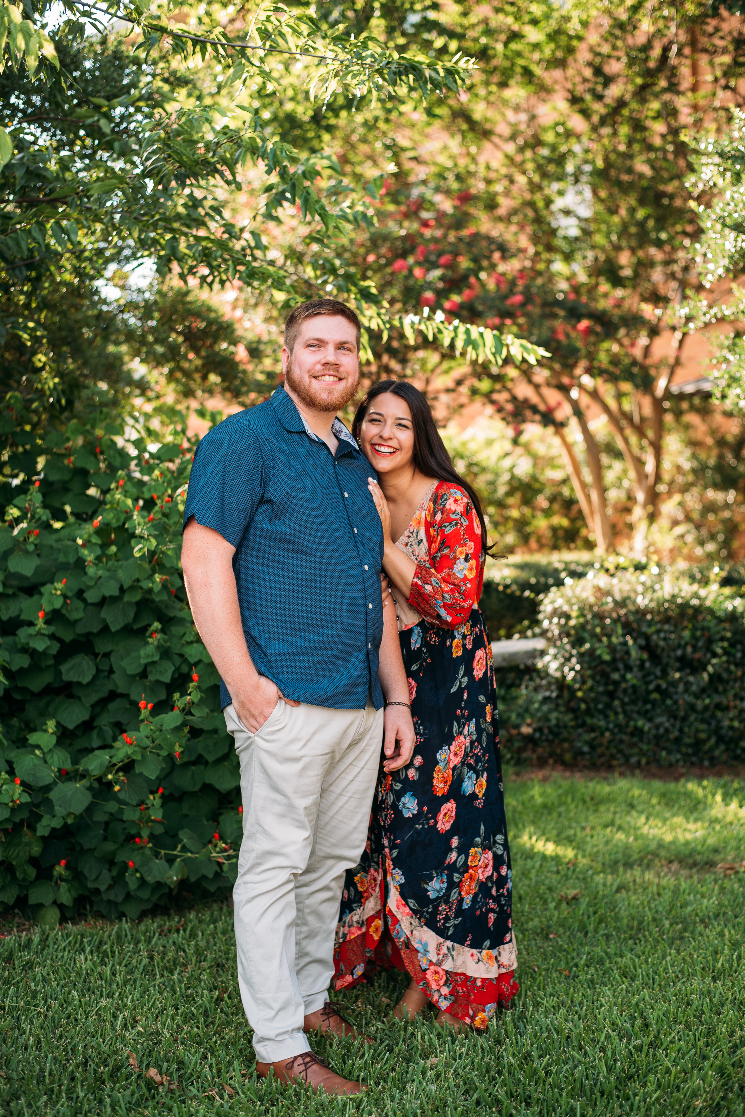 Downtown-Bryan-Engagement-George-Bush-Library-Texas-A&M-University-College-Station-Wedding-Photographer-San-Angel-Photo-Mark-Abigail-Jake-18.jpg