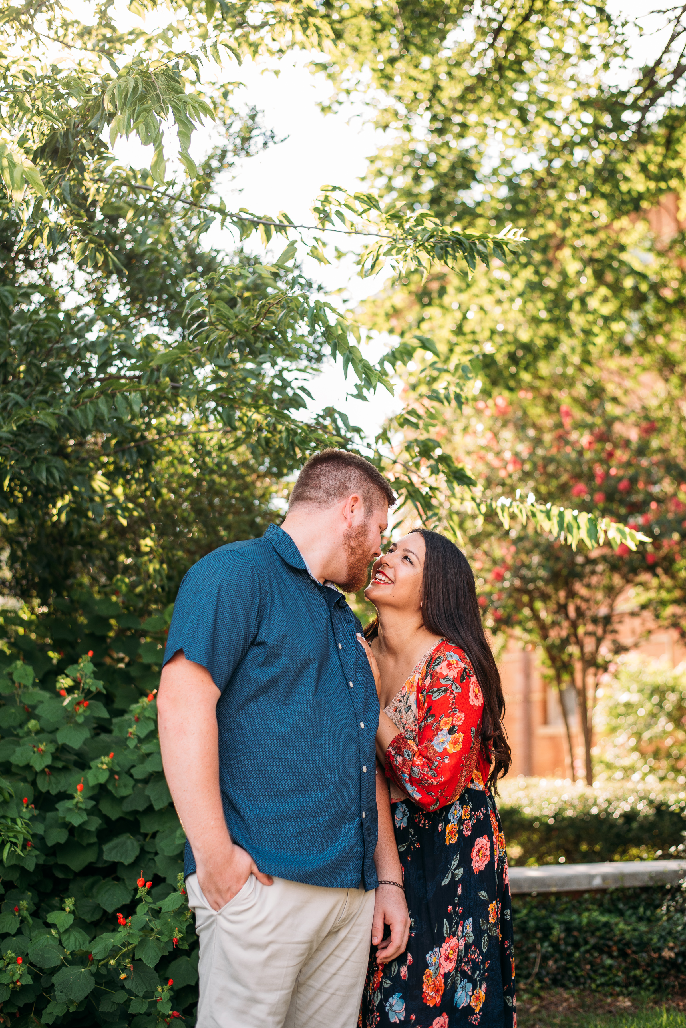Downtown-Bryan-Engagement-George-Bush-Library-Texas-A&M-University-College-Station-Wedding-Photographer-San-Angel-Photo-Mark-Abigail-Jake-19.jpg