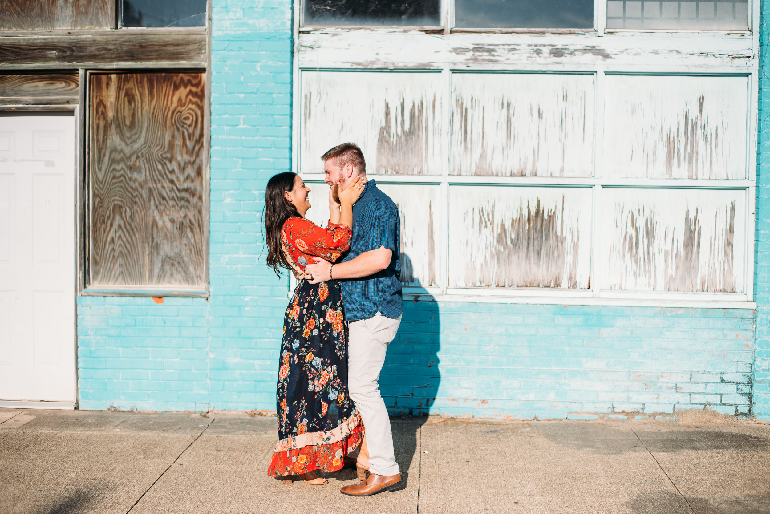 Downtown-Bryan-Engagement-George-Bush-Library-Texas-A&M-University-College-Station-Wedding-Photographer-San-Angel-Photo-Mark-Abigail-Jake-23.jpg