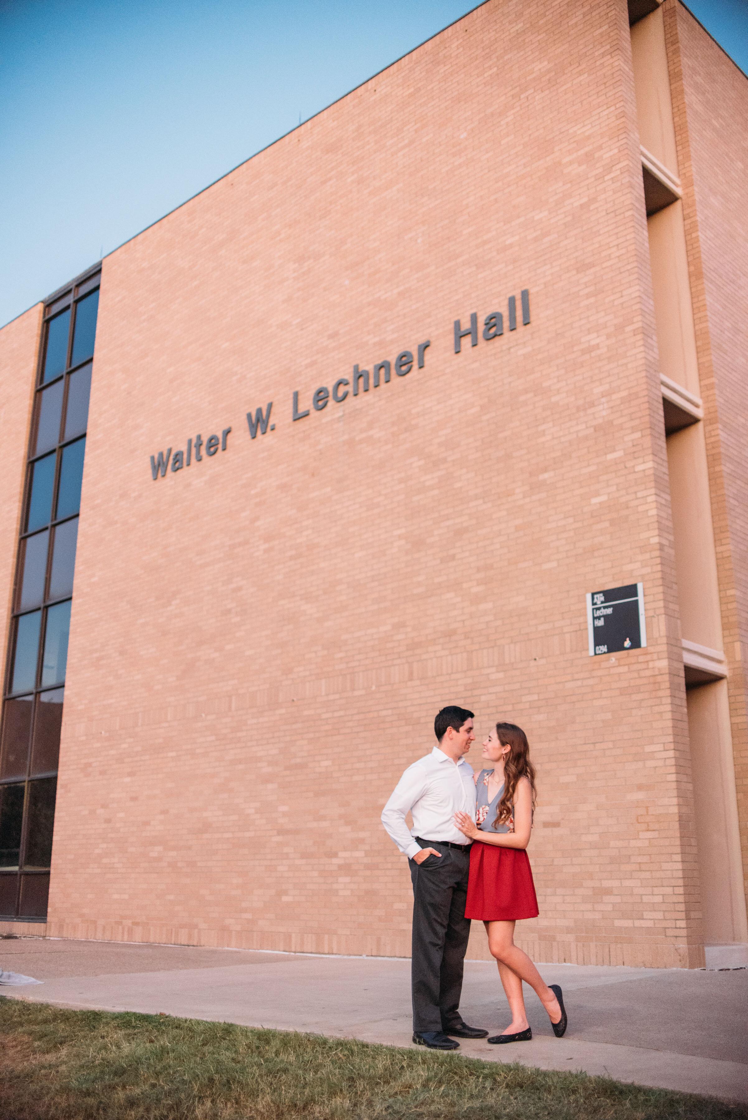 Texas-A&M-University-Engagement-Session-Century-Tree-Military-Walk-College-Station-Wedding-Photographer-San-Angel-Photo-Tony-Kate-33.jpg