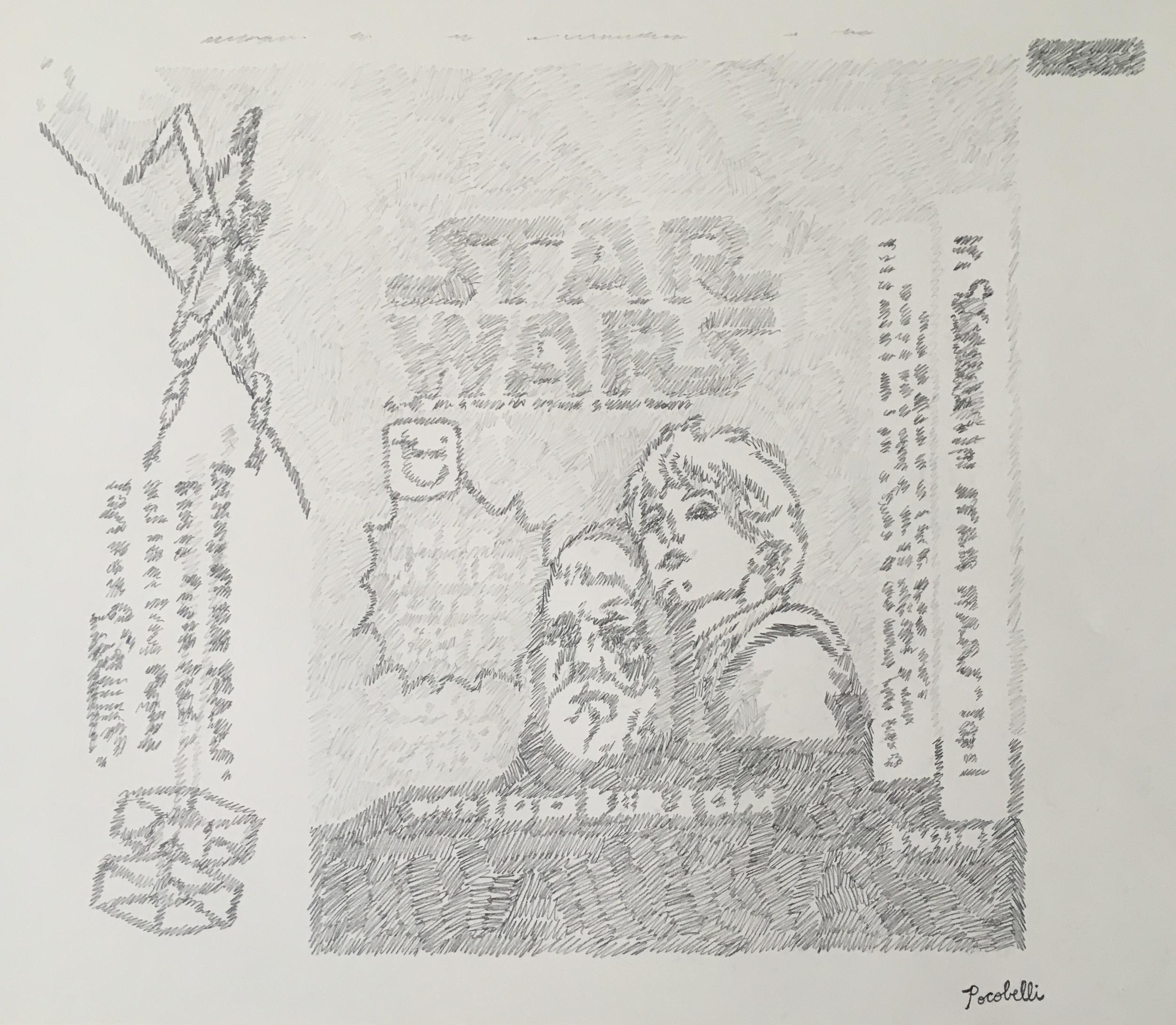 Topps Star Wars Wrapper I