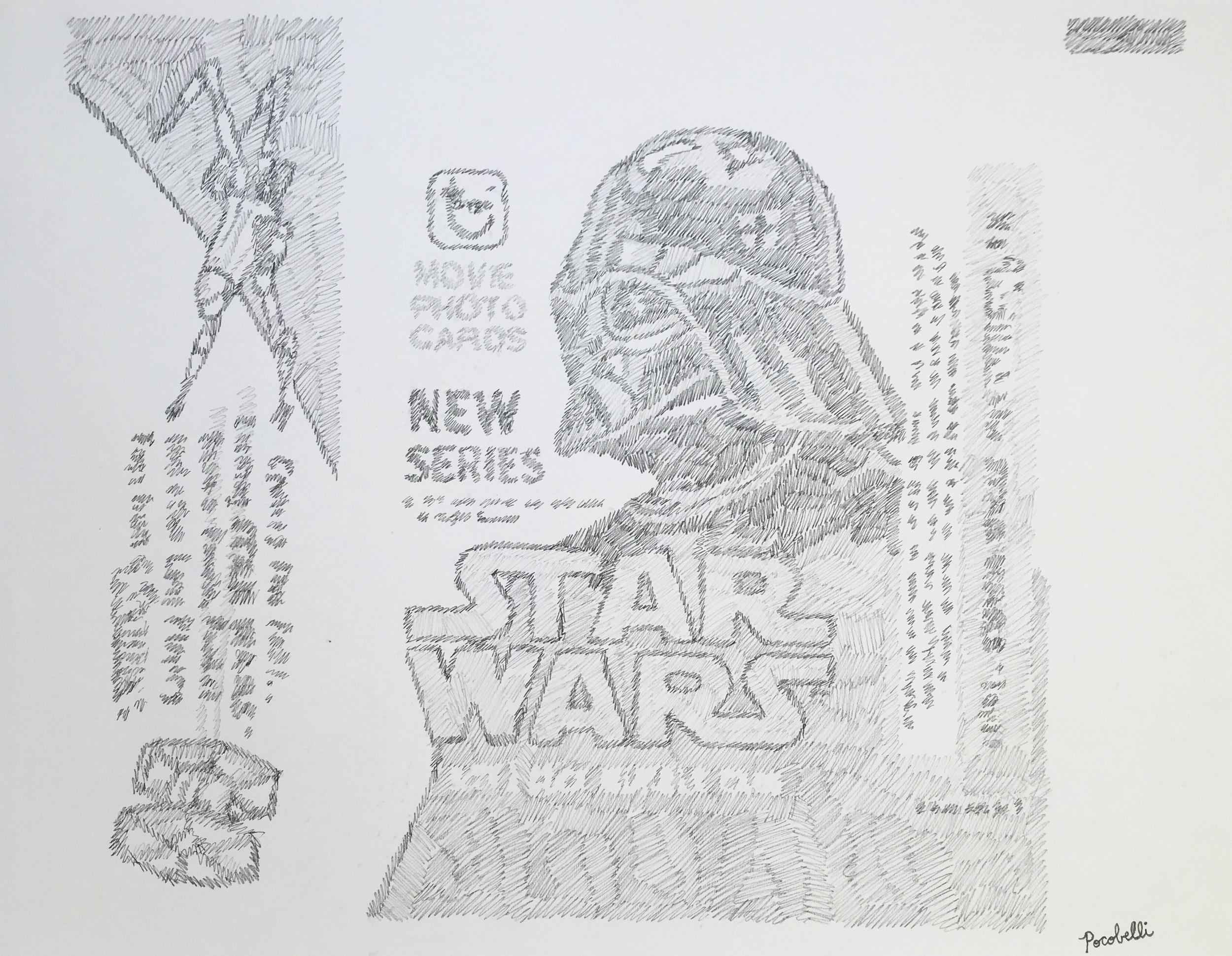 Topps Star Wars Wrapper II