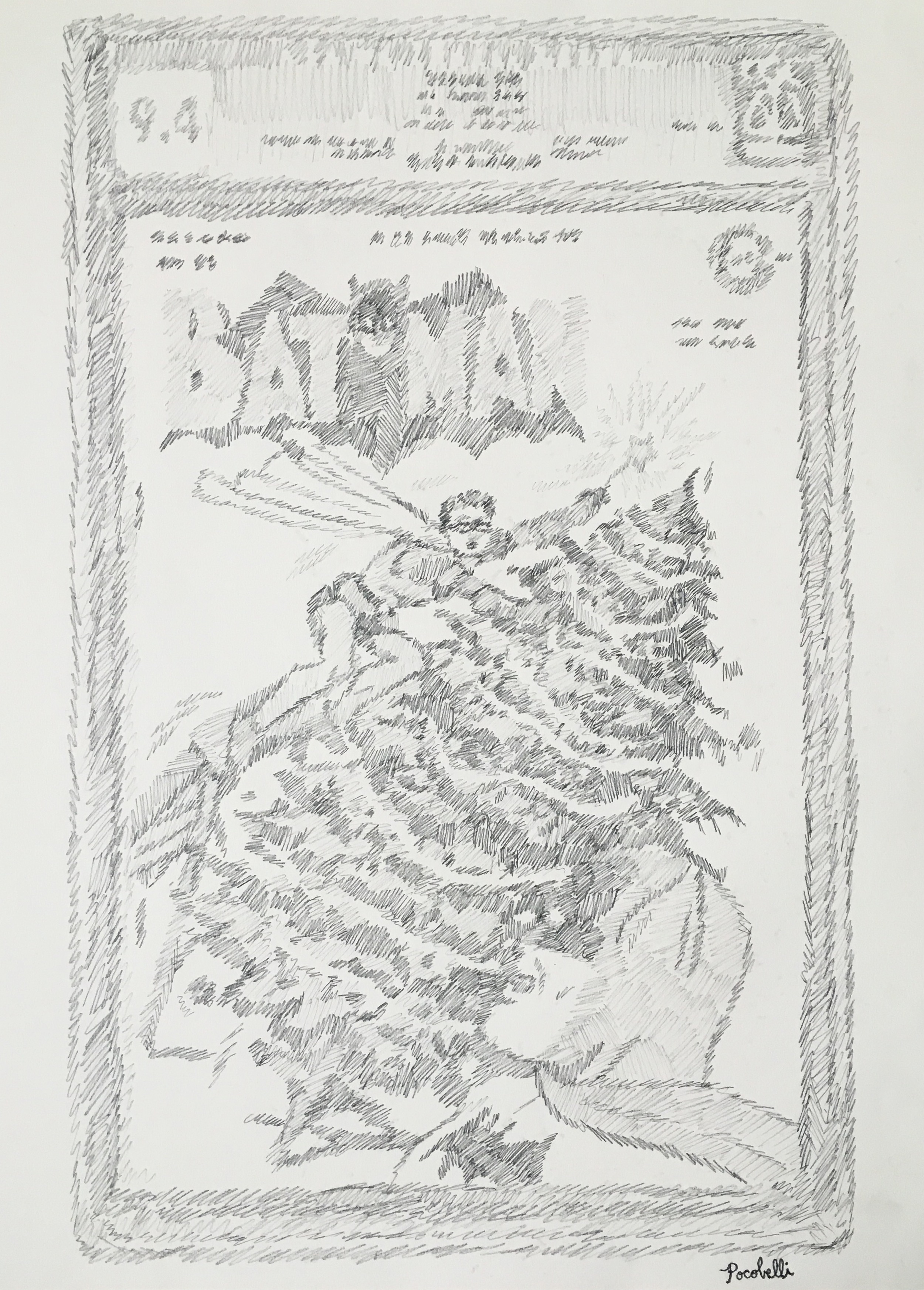 Batman #33 (NM 9.4)