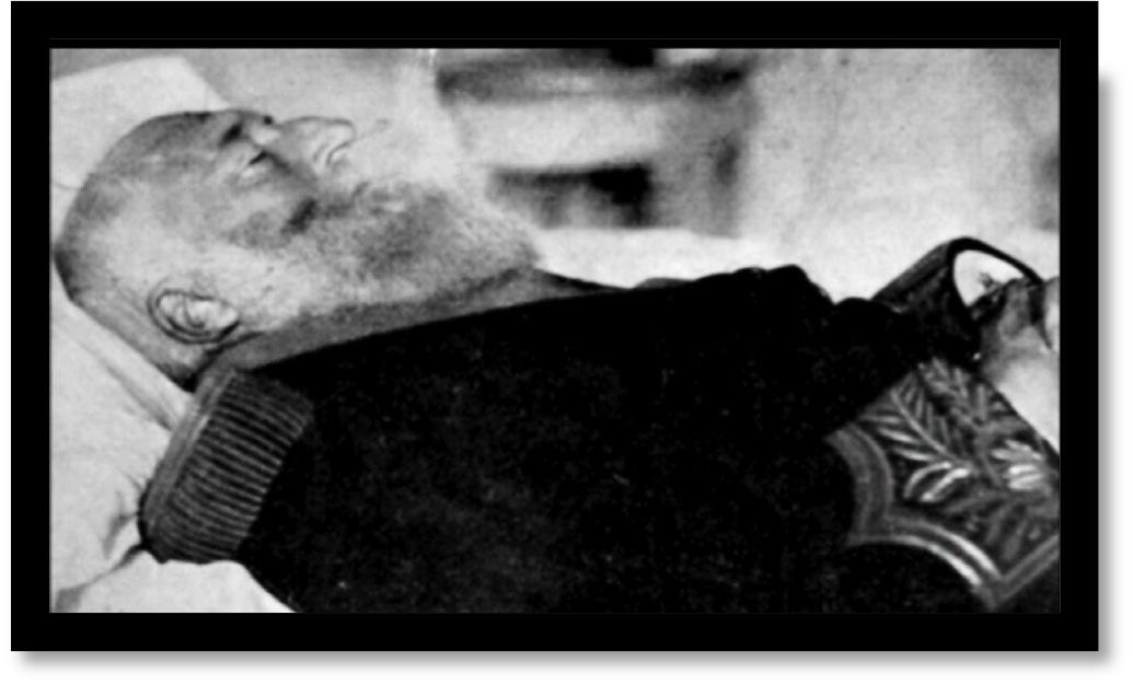 Leopold II Dies