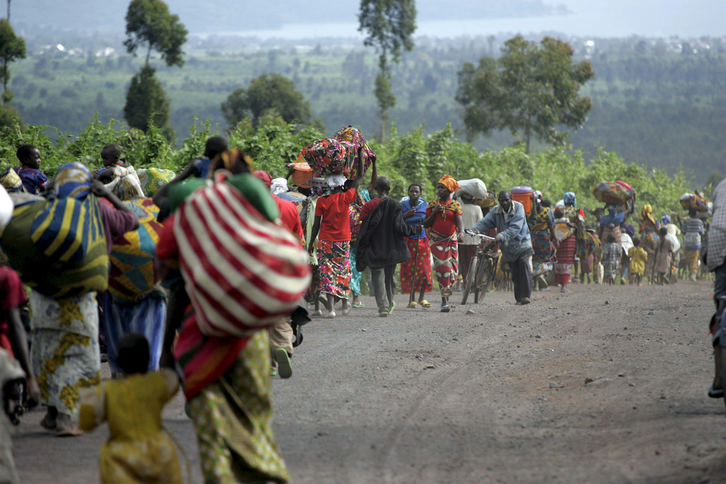 ... over five million have died in the Democratic Republic of the Congo in the  past 20 years?