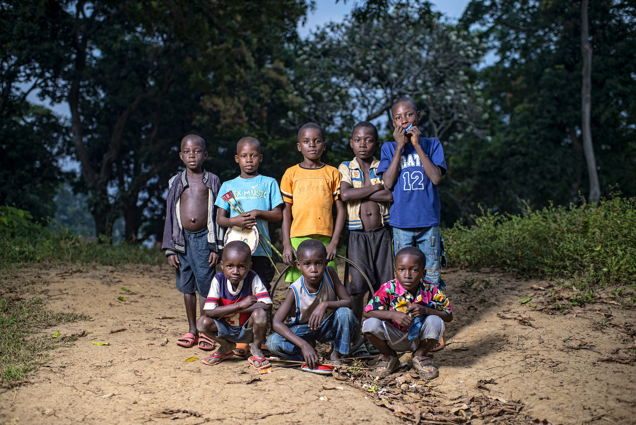 Catalyze a movement to bring hope to the Congo.