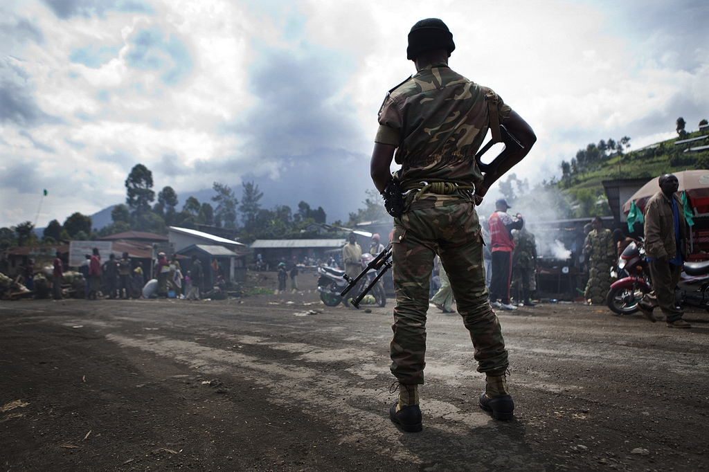 Help Stop the Congo Conflict