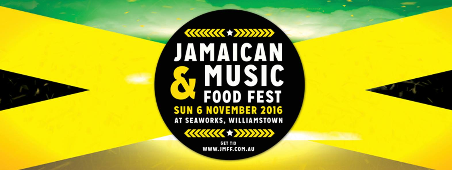 A whole day of things Jamaican, what's not to love