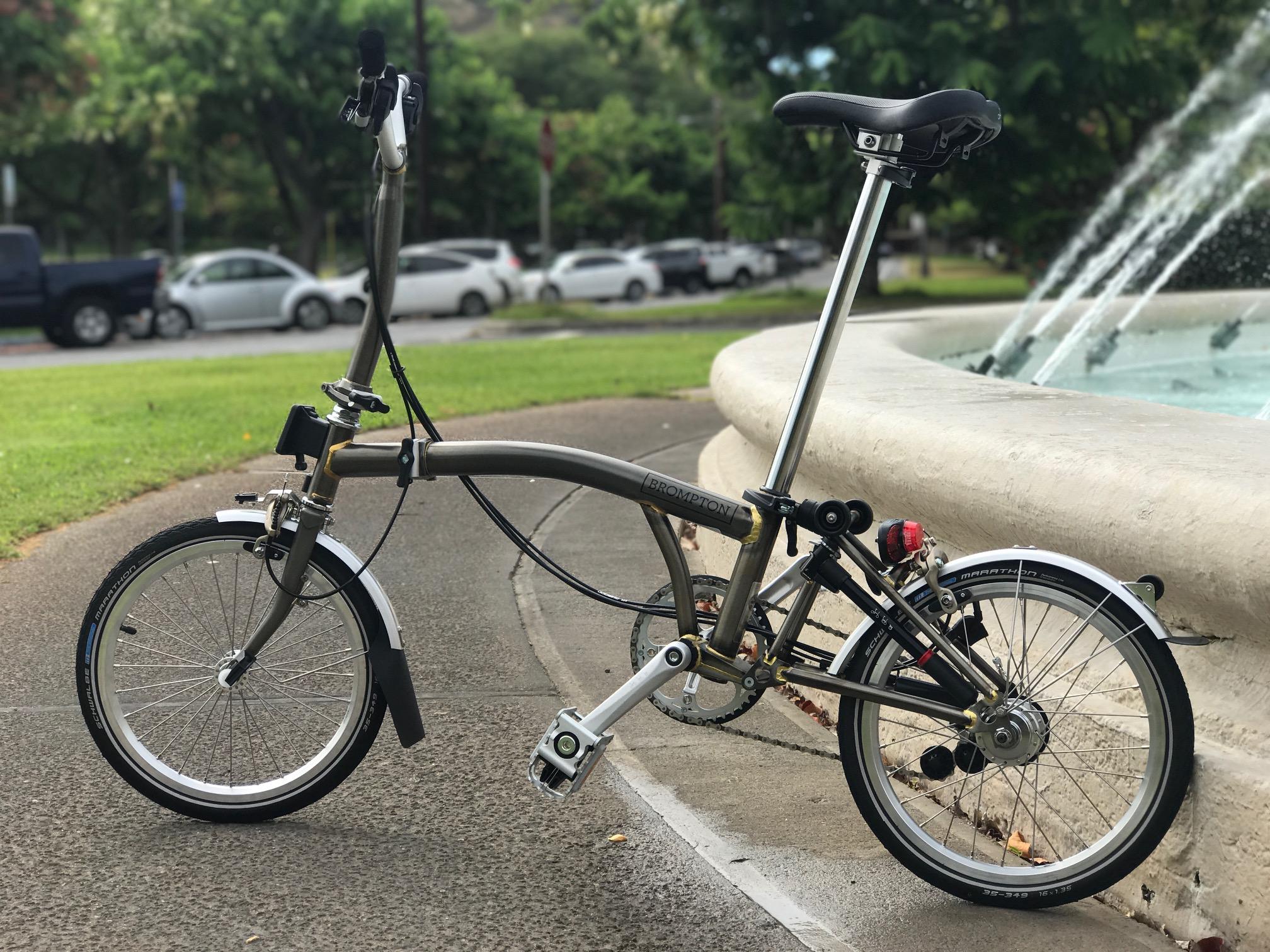 Brompton Bikes: The portable phenomenon from London