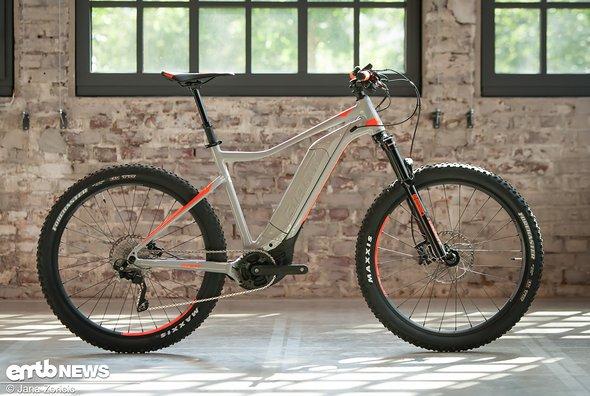 Giant dirt e+2 electric mountatin bike