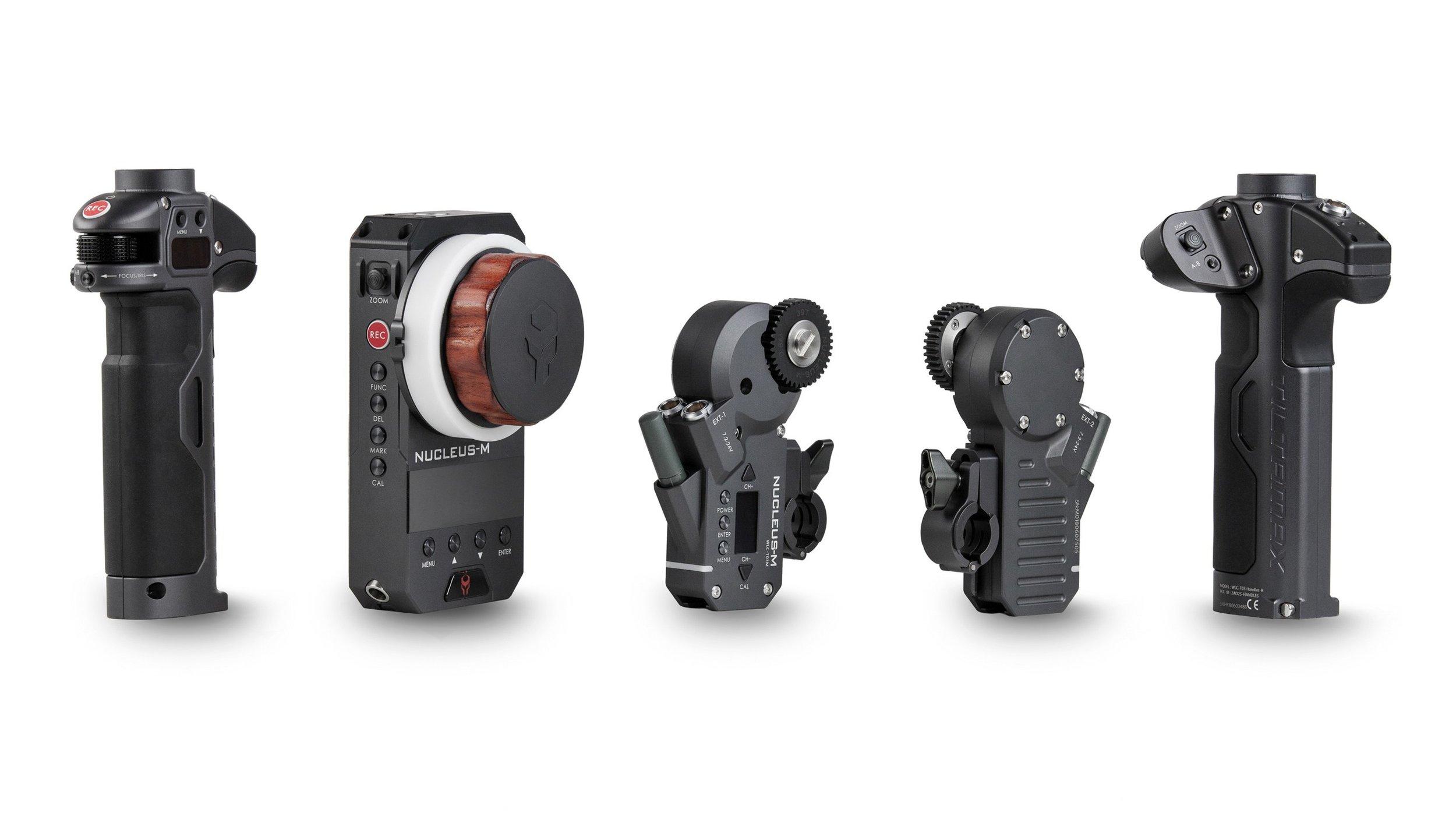 Tilta - Nucleus-M: Wireless Lens Control System