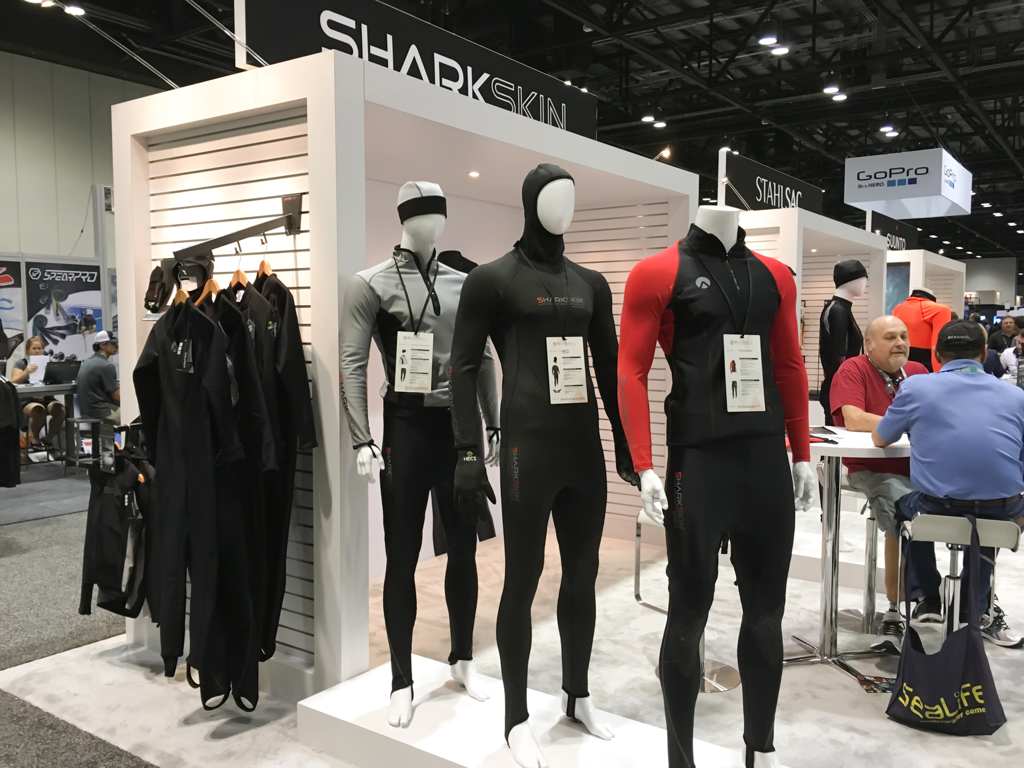 Australia-based Sharkskin (owned by Huish Outdoors)