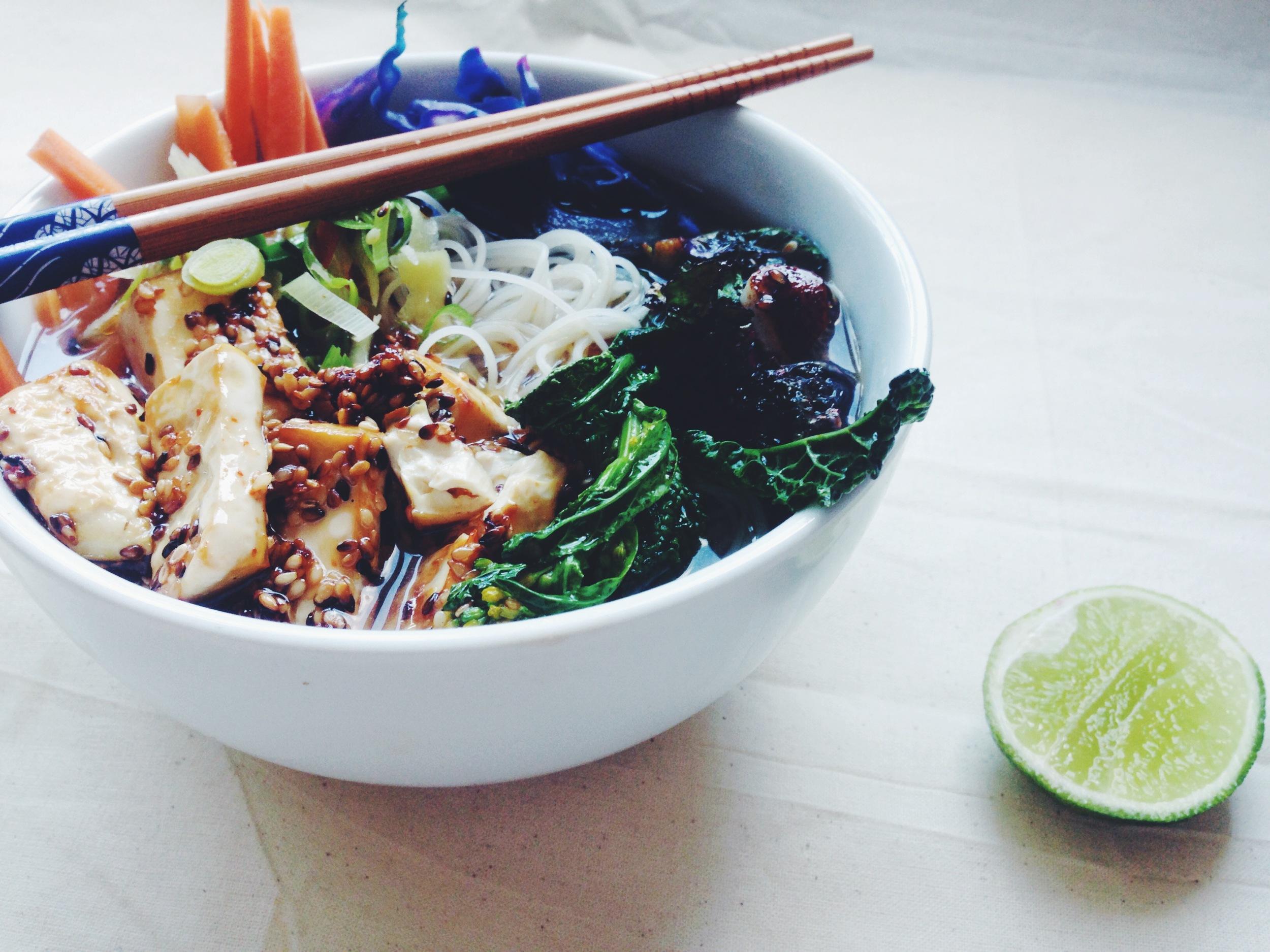 vegan goodness bowl