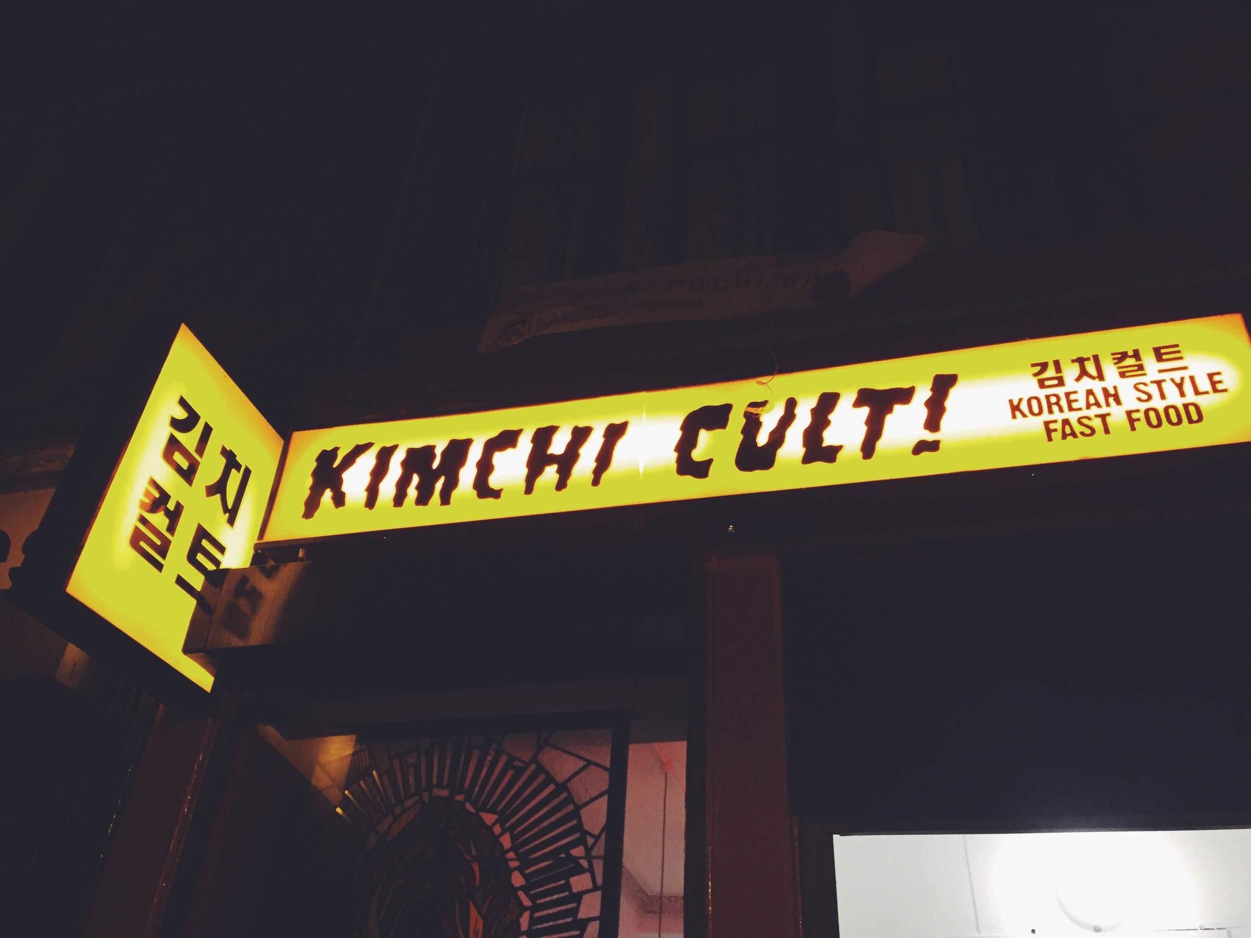 kimchi cult in glasgow