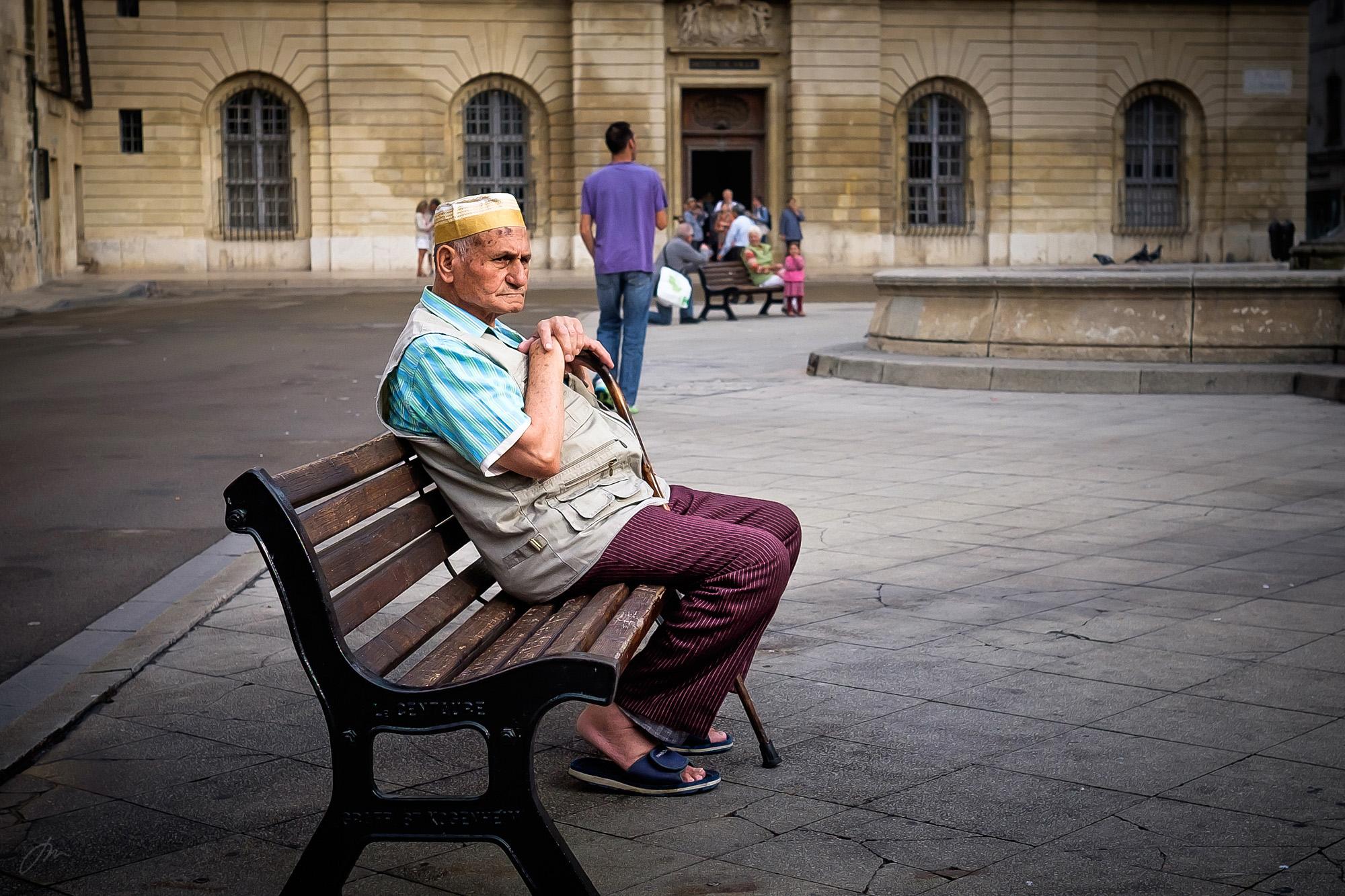 Kunsten å gjøre ingenting i Arles