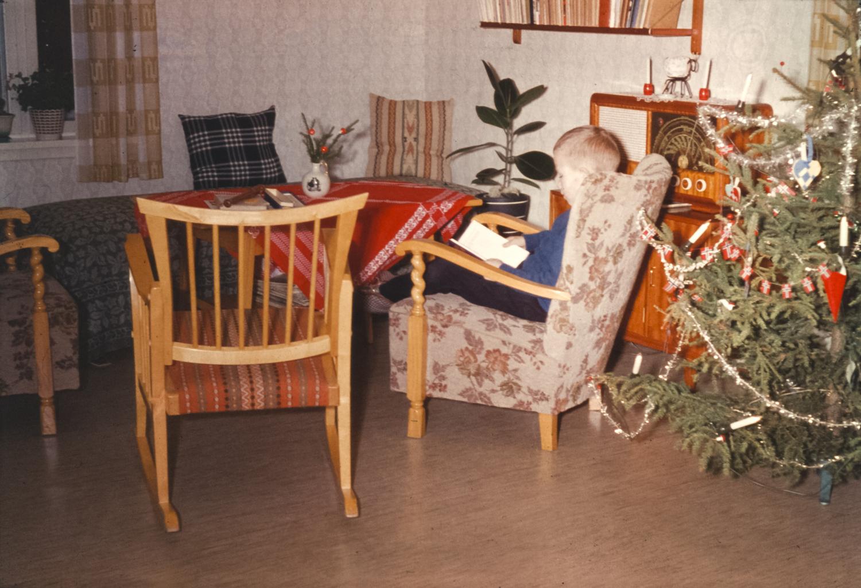 Romjula 1961: Bok i julepresang