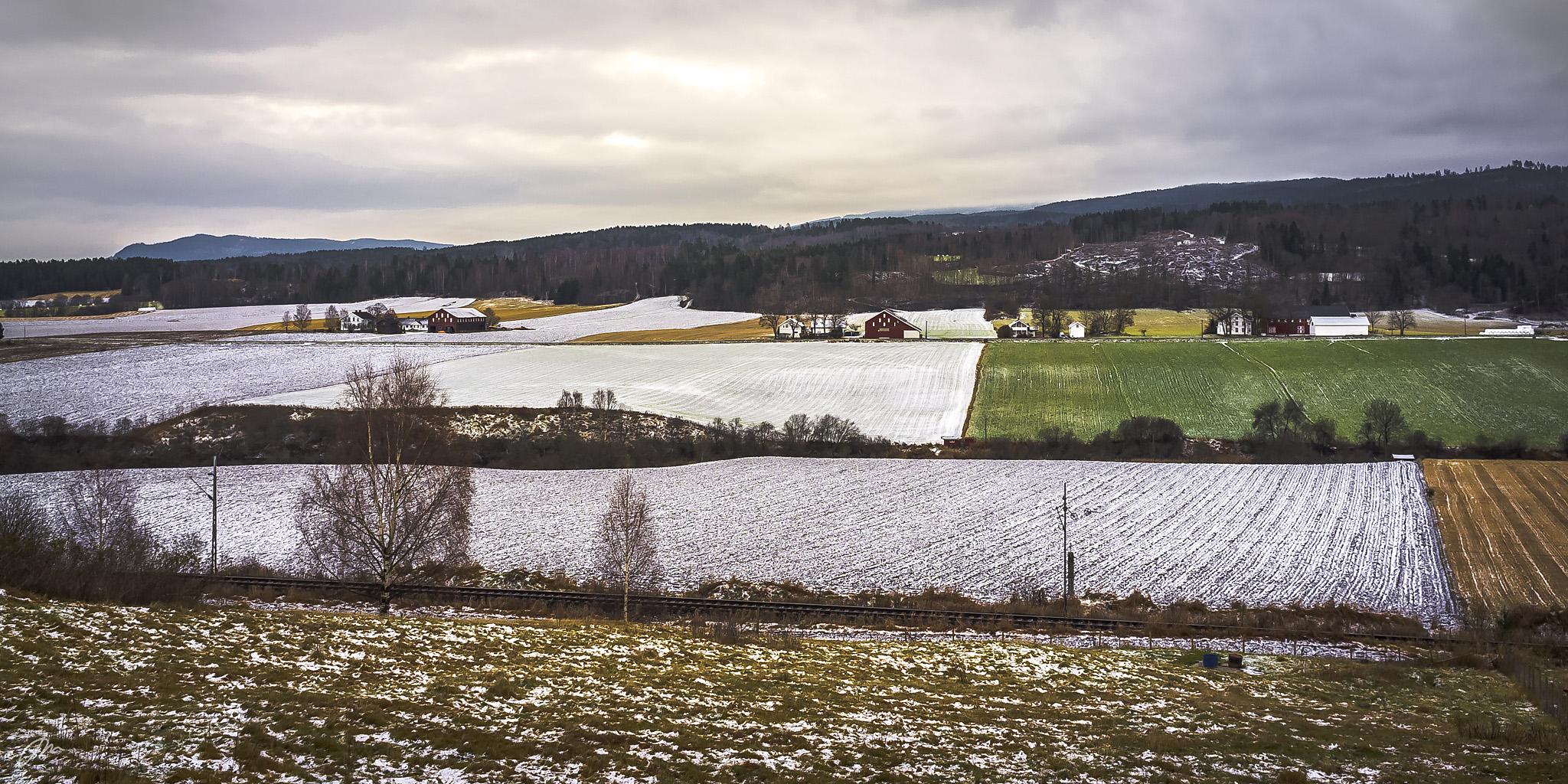 Vestfossen, Buskerud