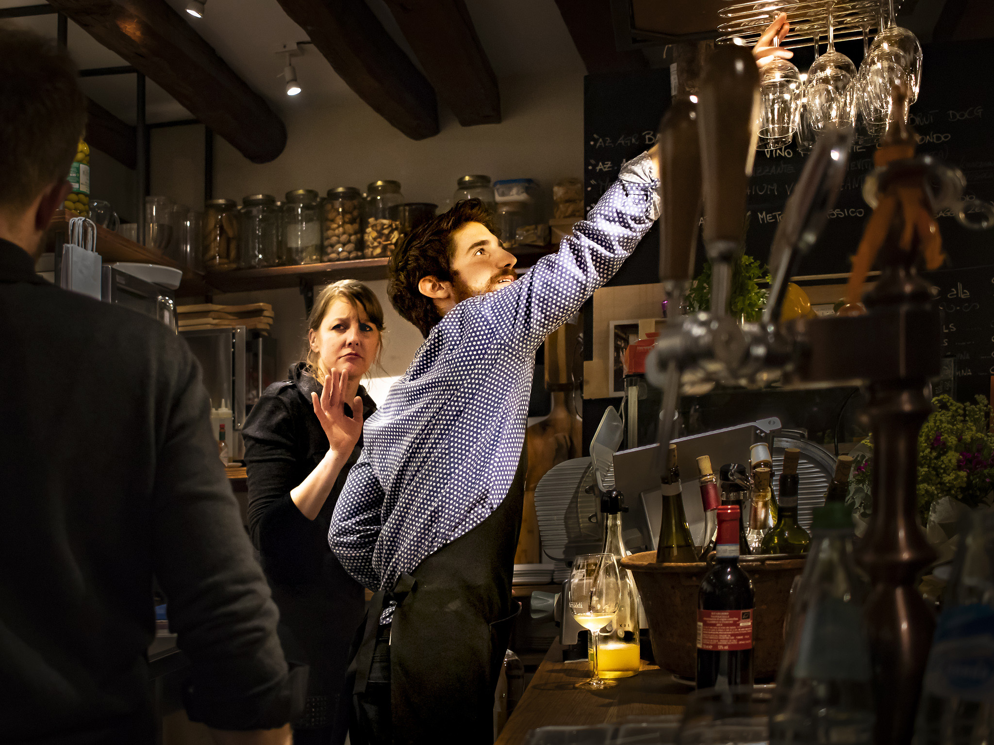 Travle bartendere