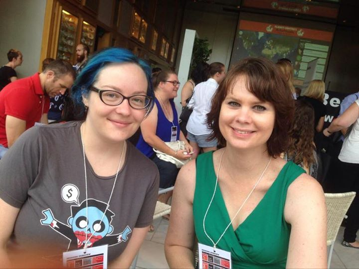 nikki and paige tedxsouthbank