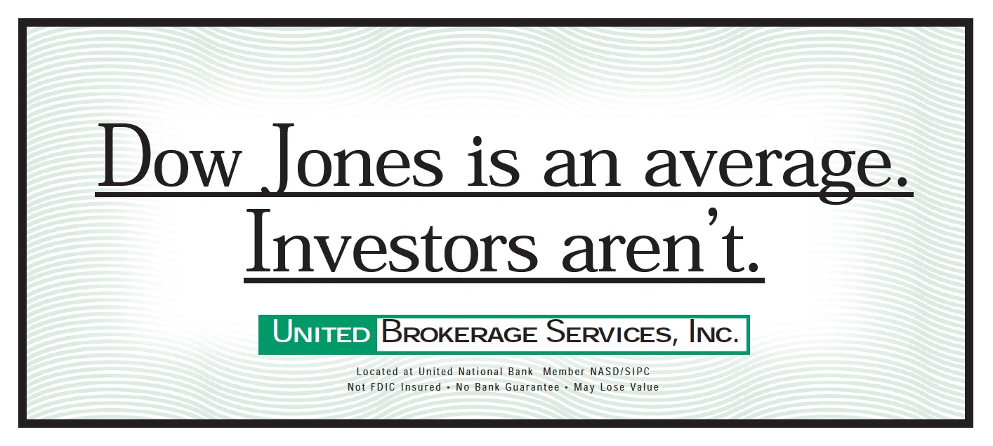 Outdoor series for United's brokerage services.