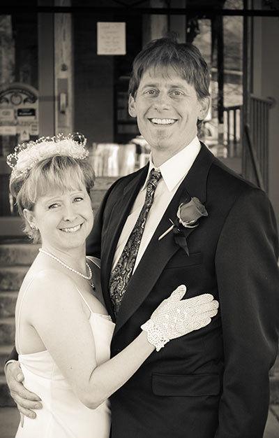 Jason Hevelone & Heather Trantham Founders CopperMuse™ Distillery