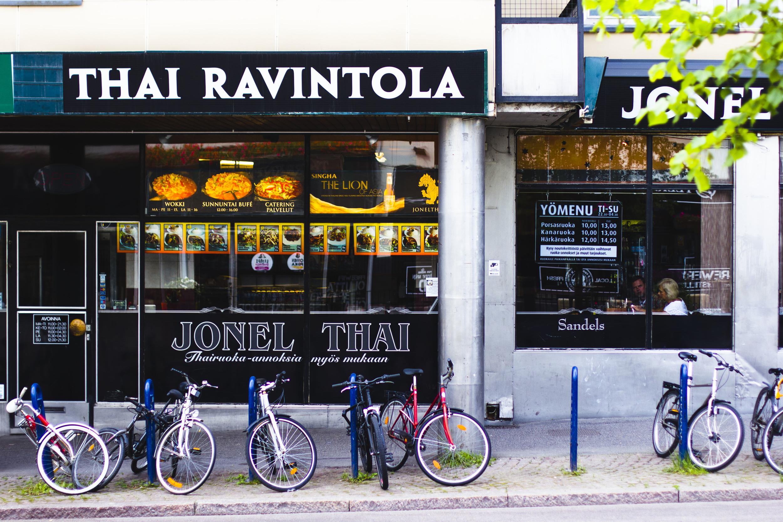 Jonel-Thai Catering toimittaa juhliisi / tapahtumaasi unohtumattomat kattauksen erinomaista maistuvaa Thai-ruokaa.