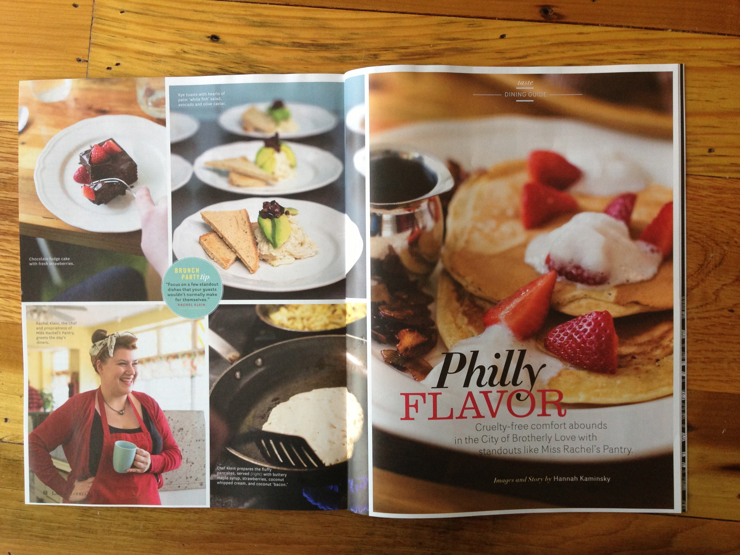 The Pantry in Laika Magazine