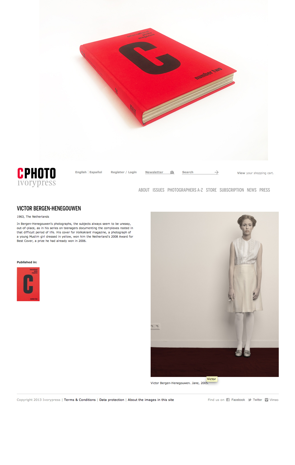 CPhoto International Photo Magazine