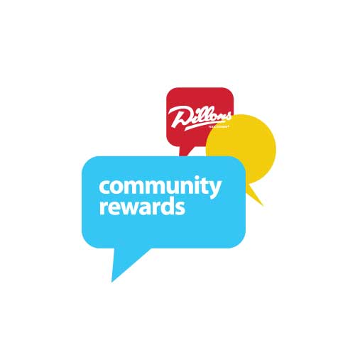 Dillon's Community Rewards are simple as well. Just add Prairie View Christian Camp as your charity to support. Again, we will receive a percentage quarterly for the amount spent. You can give through buying groceries.