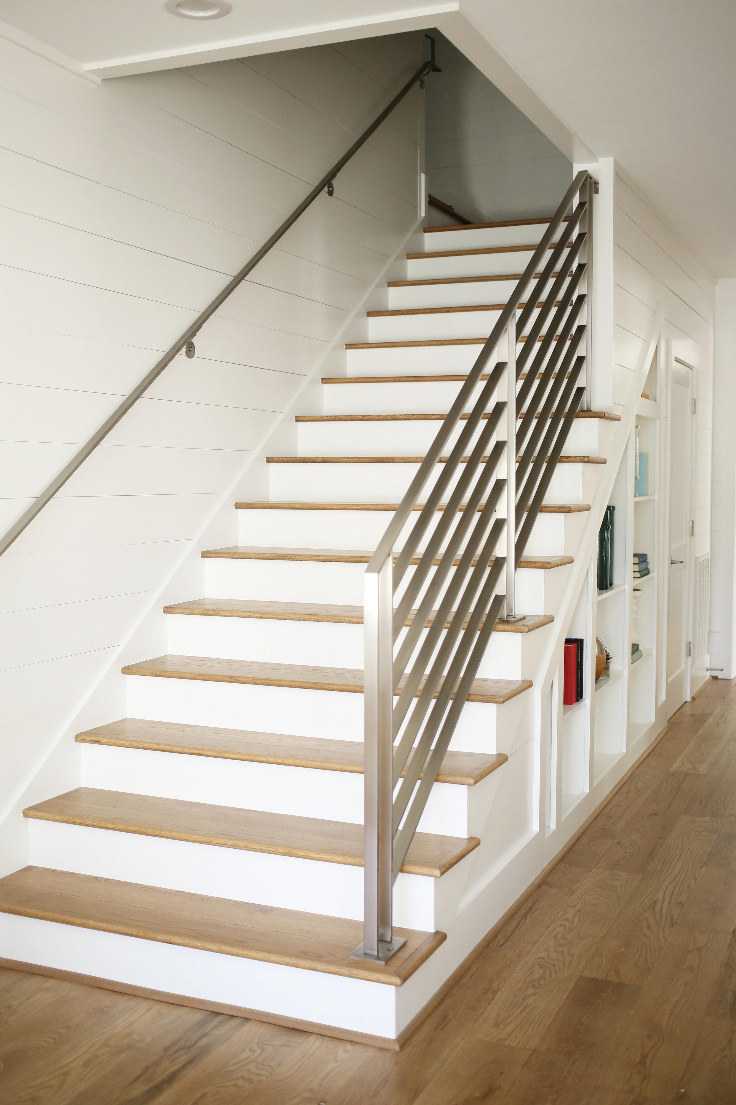 Modern Stair Rail