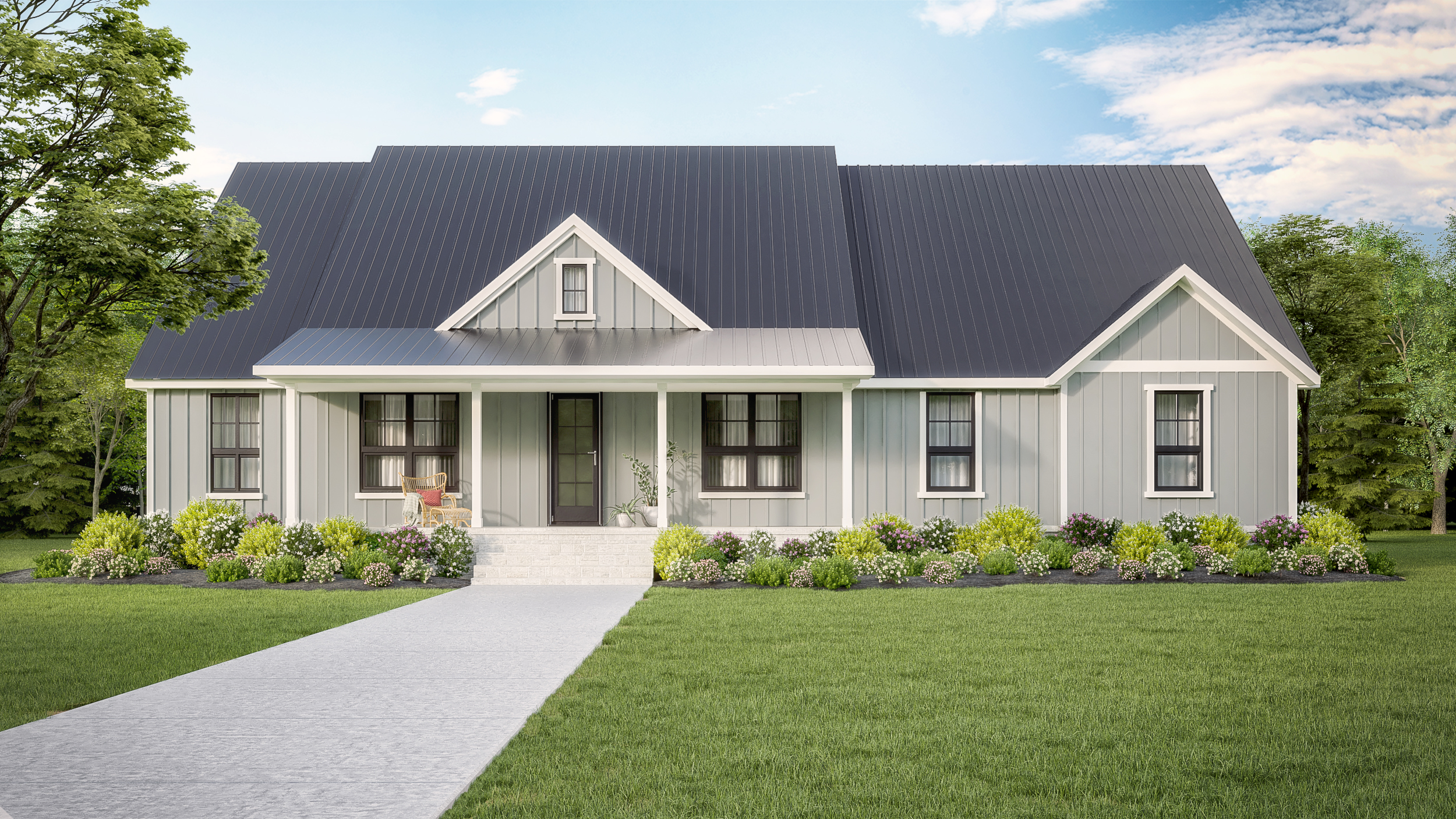2,726 square feet    Beds: 4    Baths: 2.5    Introductory Pricing $409,450
