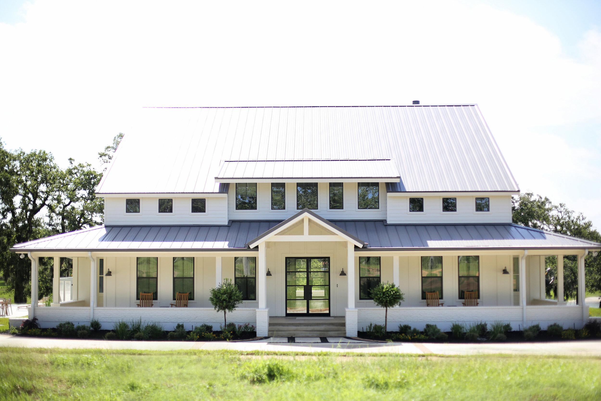 The Modern Manor -