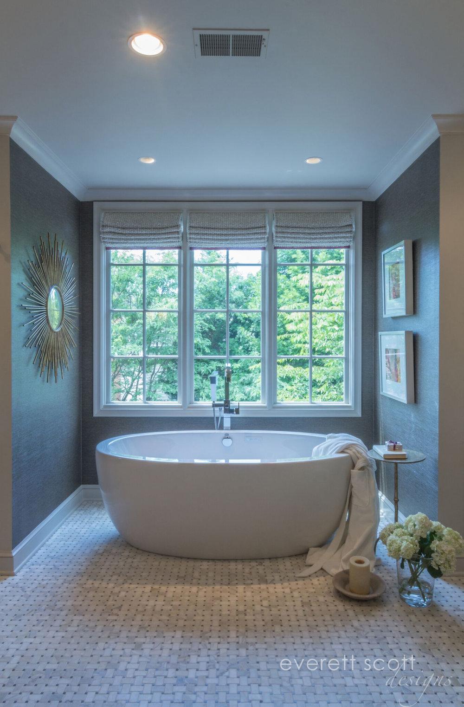 Yellow Pine Terrace Master Bath Suite