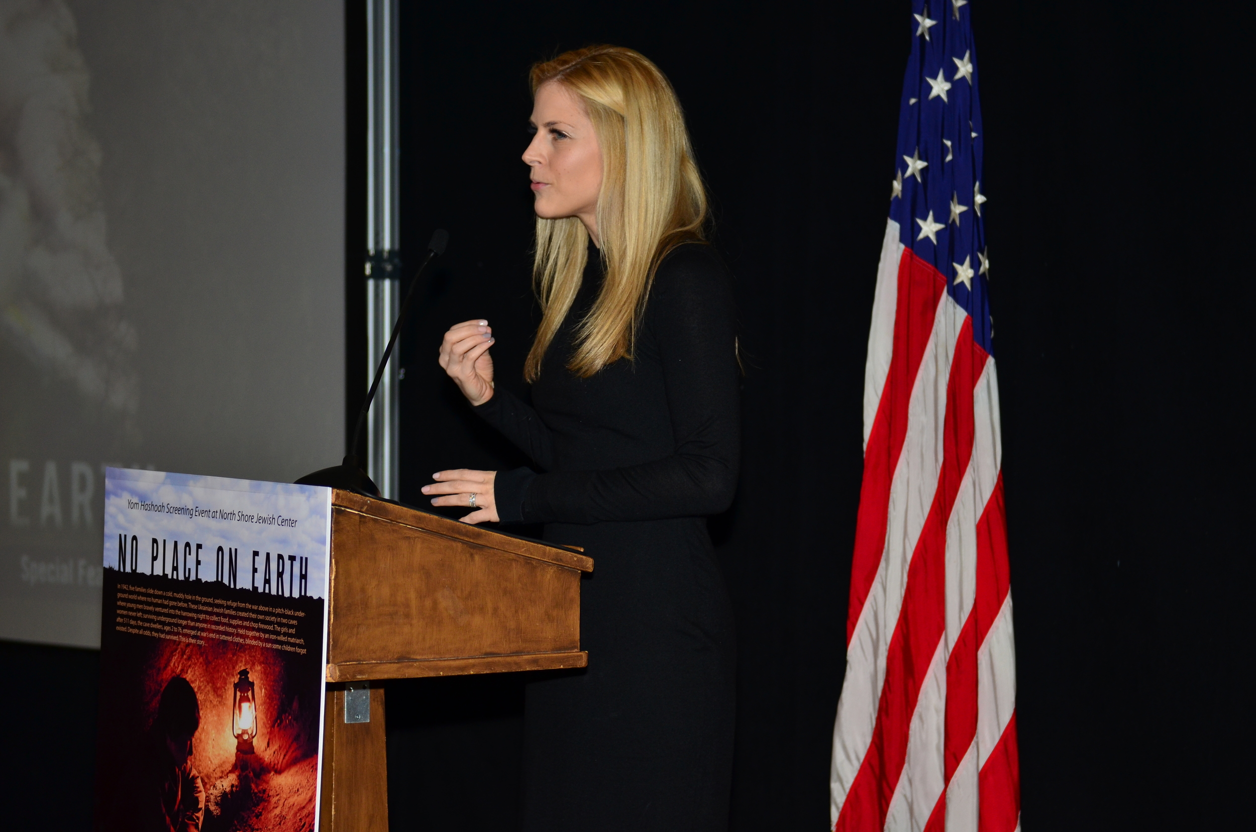 Hosting a FIlm Screening for The History Channel
