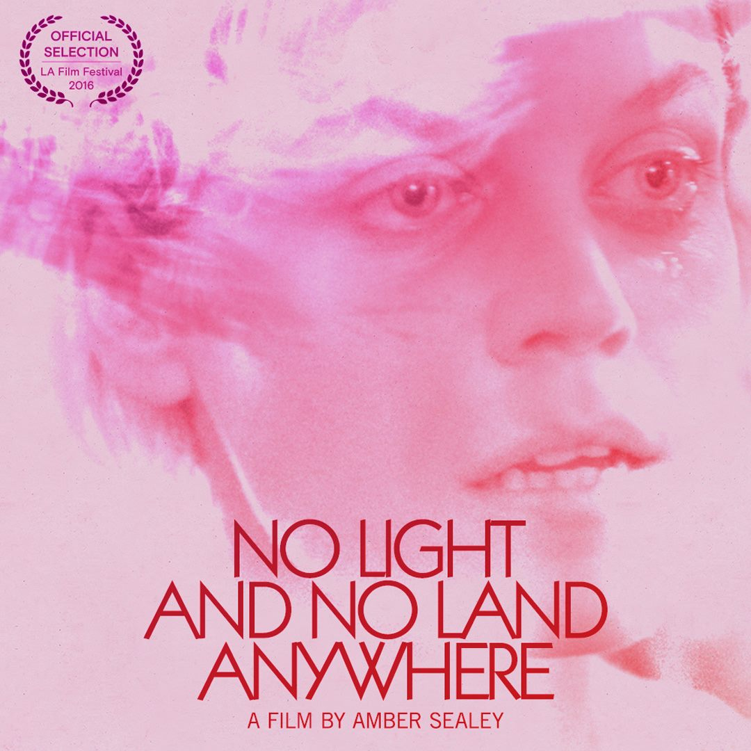 I'm so thrilled for the release of my first original score for a feature film. No Light & No Land Anywhere debuts at the LA Film Fest in June.