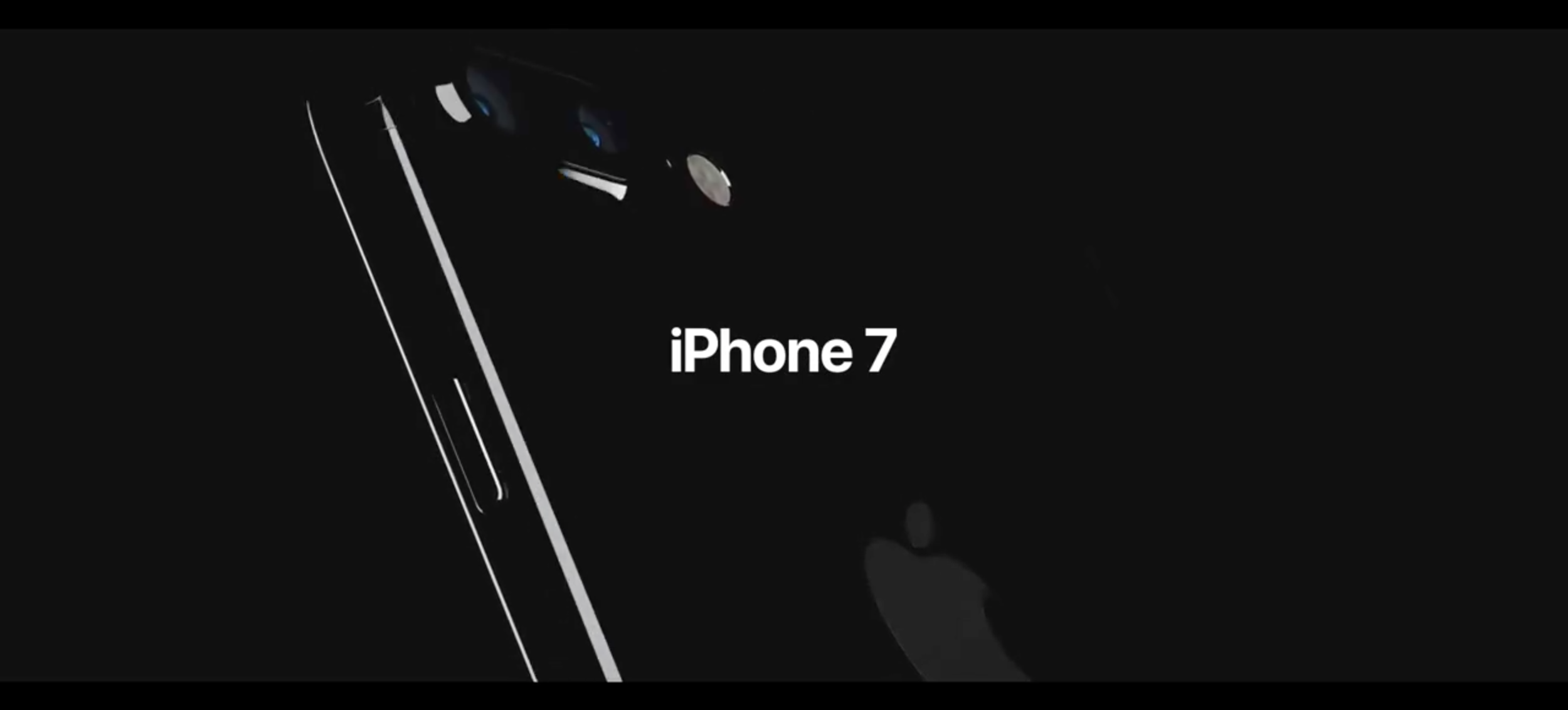 I did the original music for the latest Apple iPhone 7 ad campaign. Click on the photo to see the ad.