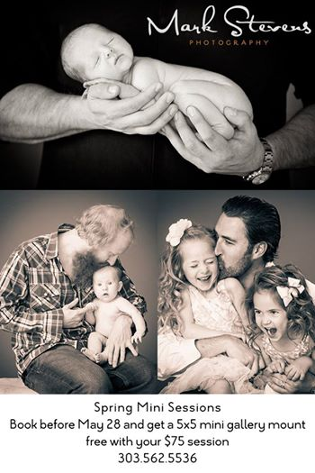 Fathers with Kids Photography