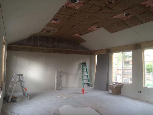 new denver family photography studio construction update