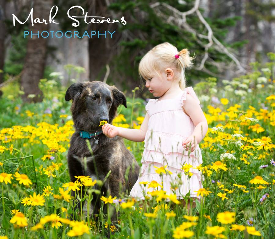 girl-dog-flowers-outdoor-photography-denver