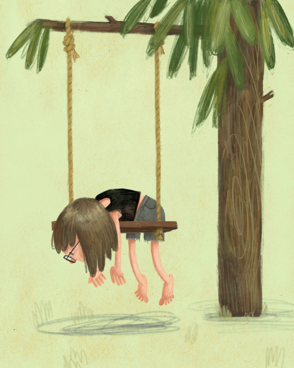 the swing of things by andrea armstrong
