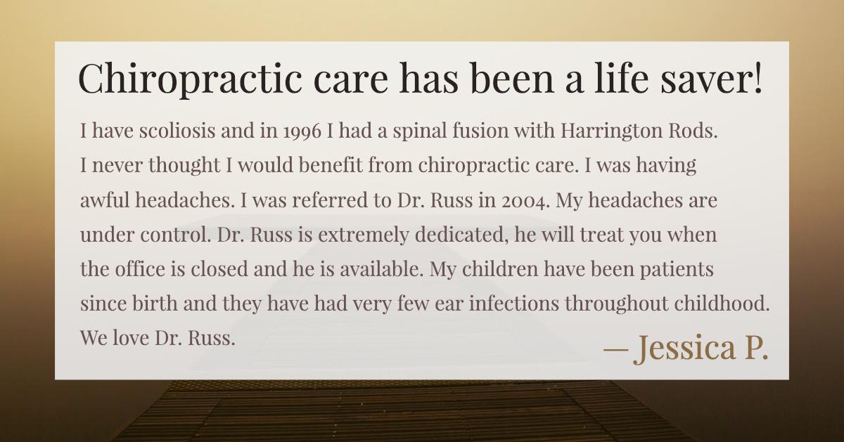 Jessica P - Chiropractic Testimonial.jpg