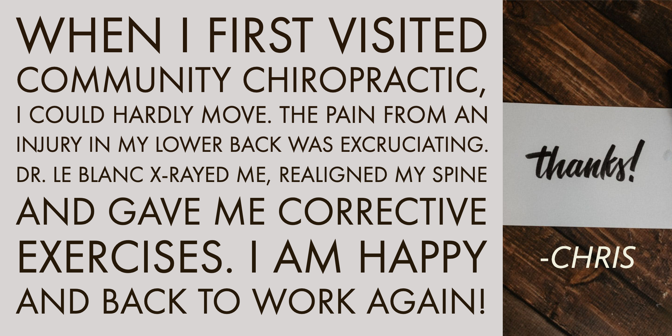 damaged disc, lower back pain better with chiropractic care.jpg
